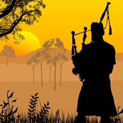 Highland Games & Pipers